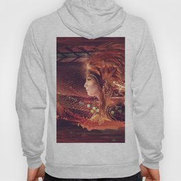 Shadow of a Thousand Lives - Visionary - Manafold Art Hoody