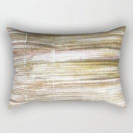 Beaver abstract watercolor Rectangular Pillow