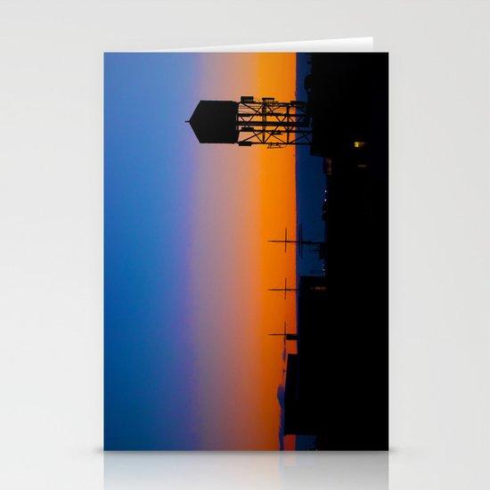 NYC Sundown Stationery Cards