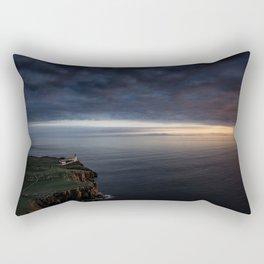 A Vow To Conquer The Ocean Rectangular Pillow