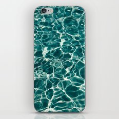 Pool Water iPhone & iPod Skin