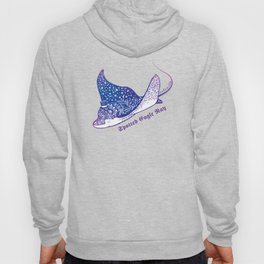 Spotted Eagle Ray III Hoody