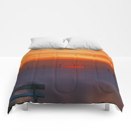 Relax (Digital Art) Comforters