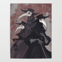 Plague Trio Poster
