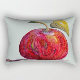 Kaleidoscope Apple or APPLE FOR THE TEACHER Rectangular Pillow