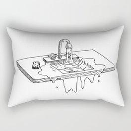 flowing Rectangular Pillow