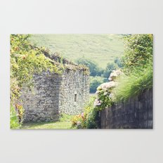 Casa de campo/ Cottage Canvas Print
