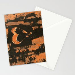 Liquid Copper Gothic Heart | Corbin Henry Stationery Cards