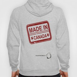 Made in Canada Hoody