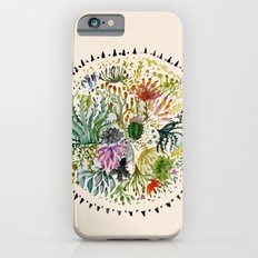 Succulents Mandala iPhone 6 Slim Case