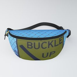 BUCKLE UP Fanny Pack