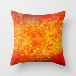 Hollowfield Two Months  Throw Pillow
