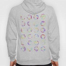Pastell Dots Hoody
