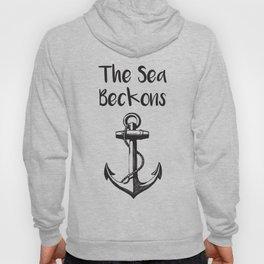 The Sea Beckons Hoody