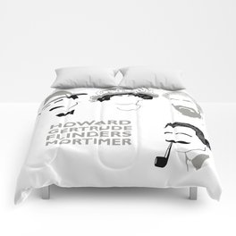 Legendary Archaeologist Comforters