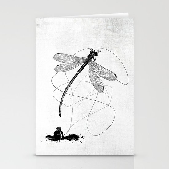 Here, There & Back Again. Stationery Cards