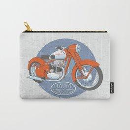 Retro bike JAWA Carry-All Pouch