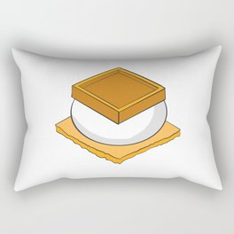 One More S'more Rectangular Pillow