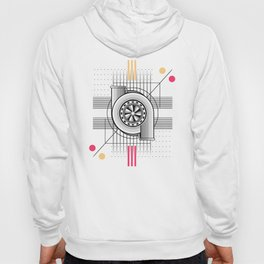 Turbo engine Hoody