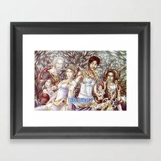 Final Fantasy V Framed Art Print