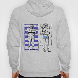 Picasso and Hockney- Great expectations Hoody