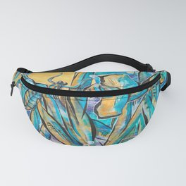 life of nature in full moon Fanny Pack