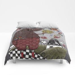 It's a Hedgehog! Comforters