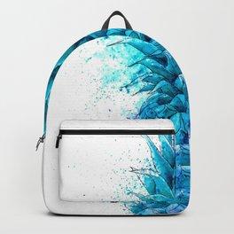 Blue Pineapple Backpack