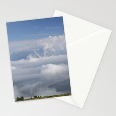 The City Under The Clouds Stationery Cards