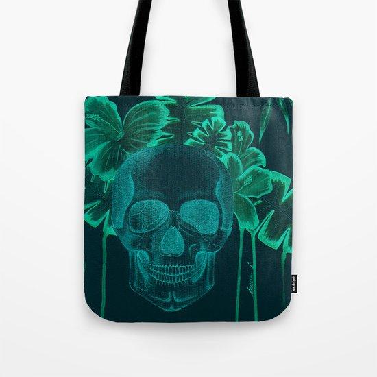 Skull jungle Tote Bag