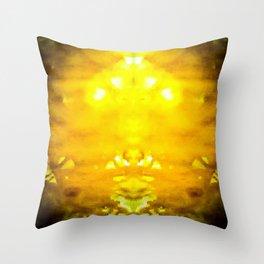 Self Knowledge or Satori Throw Pillow