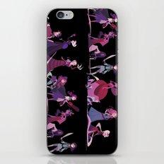 Horror Princess iPhone & iPod Skin