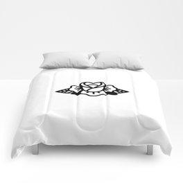 ROSE // Line Icon Series Comforters