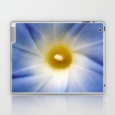 Vibrant Blue Laptop & iPad Skin