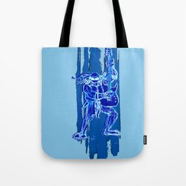 TMNT Rock: Leo Tote Bag
