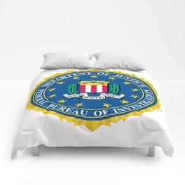 FBI Seal Comforters
