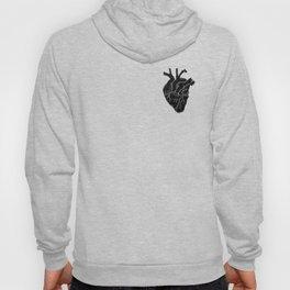 Black Heart II Hoody