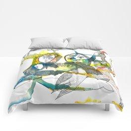Infinite Resources Comforters