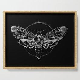Death's-head Hawkmoth Serving Tray