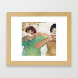 Me & You. Framed Art Print