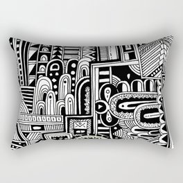 Systematic Chaos 10 Rectangular Pillow