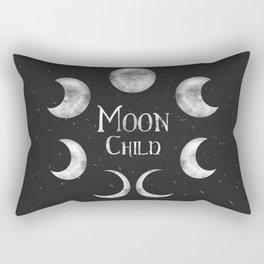 MoonChild II Rectangular Pillow
