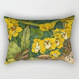 Aureate Rectangular Pillow