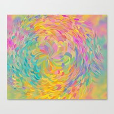 Petals Canvas Print