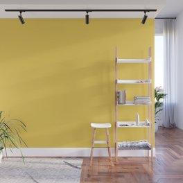 Primrose Yellow | Pantone Fashion Color Spring : Summer 2017 | Solid Color Wall Mural