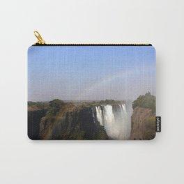 Victoria Falls Zambezi River Africa Carry-All Pouch