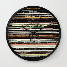 Recordsss Wall Clock