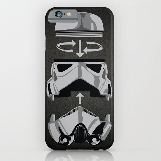 construct-a-trooper. iPhone & iPod Case