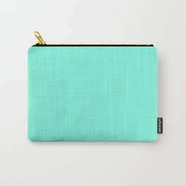 Green Mint Carry-All Pouch