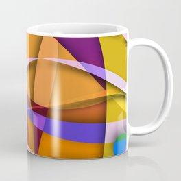 Abstract #392 Coffee Mug